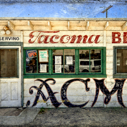 Serving Tacoma Beer