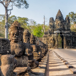 Gate to Wat Thom